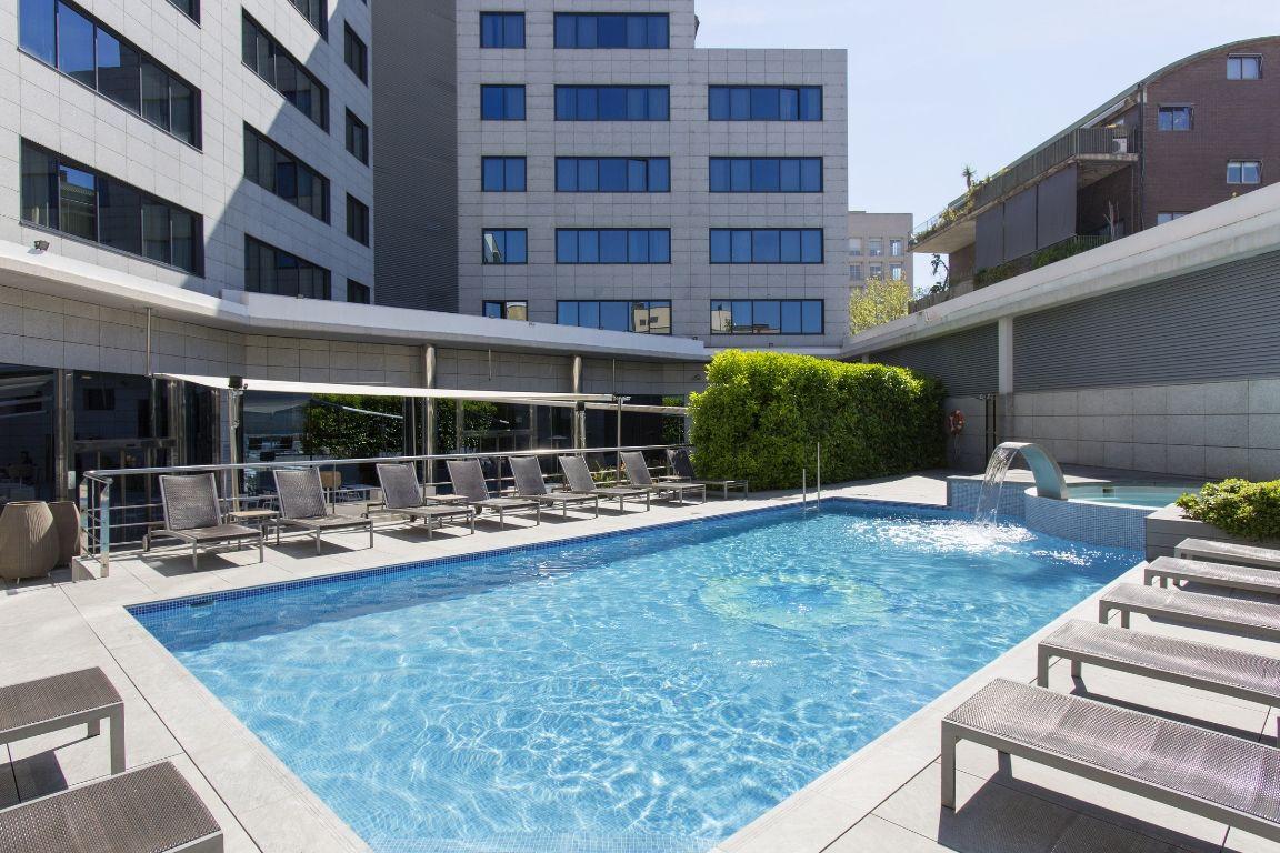 Mejor Hotel en Playa Icaria en Barcelona